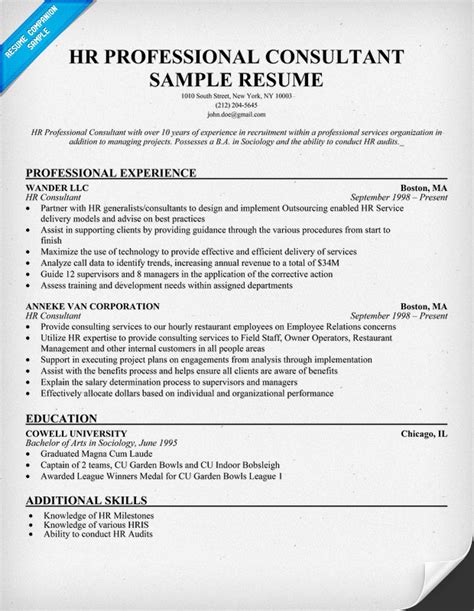 resume format for hr professionals zoologic learning solutions pmp prep questions answers explanations 2013 edition