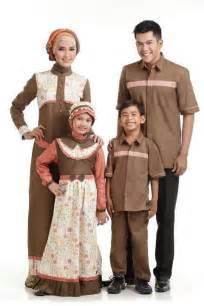 baju muslim keluarga model busana muslim terbaru 2014 model baju muslim