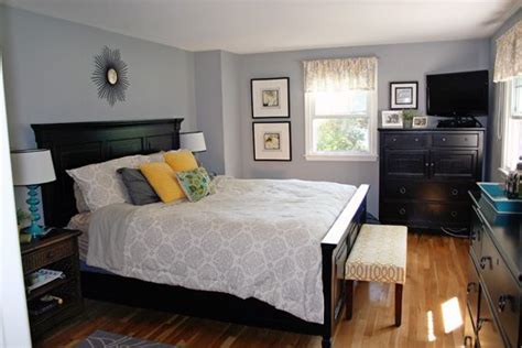 yellow and grey master bedroom at home gray master bedroom yellow teal gray home