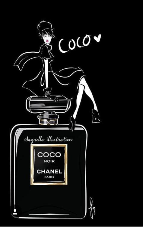 Parfum Chanel Terlaris 1000 images about chanel illustrations on