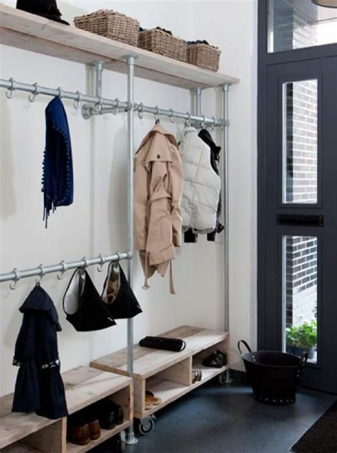Mudroom Wardrobe best ideas for entryway storage