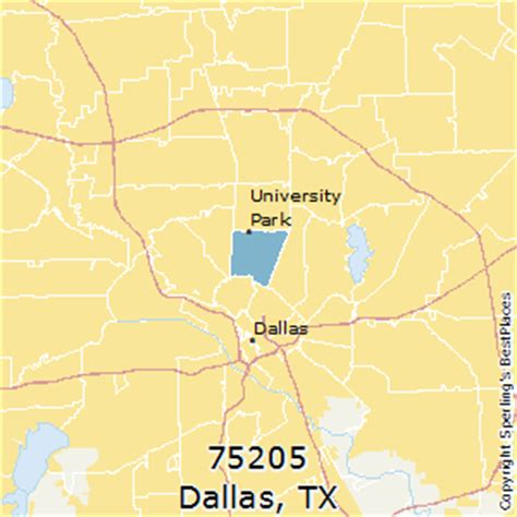 airbnb zip code best places to live in dallas zip 75205 texas