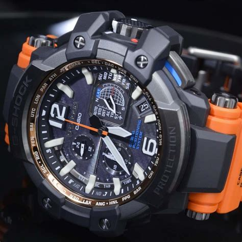Gshock Gpw1000 2 live photos g shock gpw1000 4a featuring