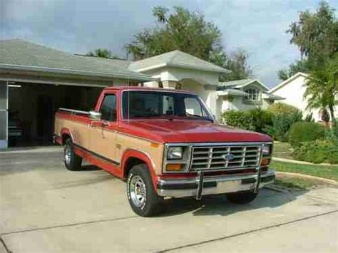 Cars For Sale In Port Fl by Sell Used 1984 Ford F150 In Port Orange Florida