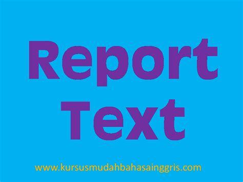 Struktur Text Biography Bahasa Inggris | pengertian struktur ciri dan contoh report text