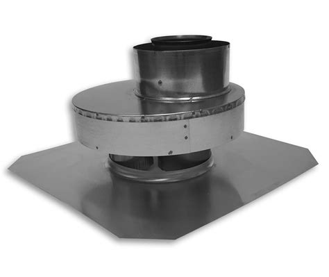 Chimney Liner Flue Adapter - pro form 174 co linear to co axial chimney liner termination