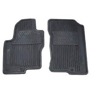 Nissan Frontier Floor Mats All Weather Front Rear Tuscan Sun Splash Guard Set 999j2 Nvnad03