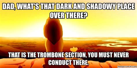 Trombone Memes - trombone meme generate a meme using simba and mufasa