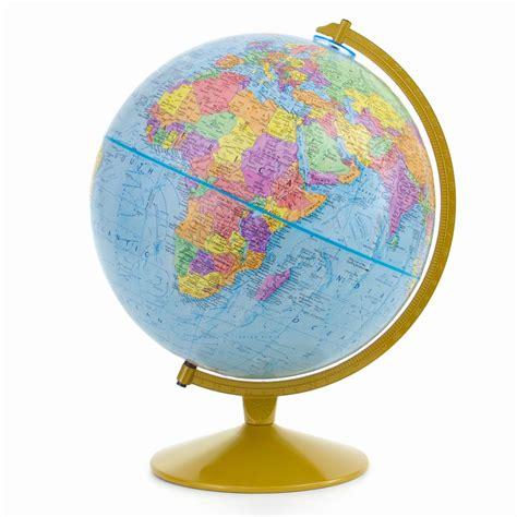 Desk Globes Justglobes Explorer Kids Globe Political Map Blue Desk