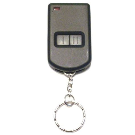 Garage Door Opener For Keychain Heddolf P219 2ka 2 Button Keychain Garage Door Opener