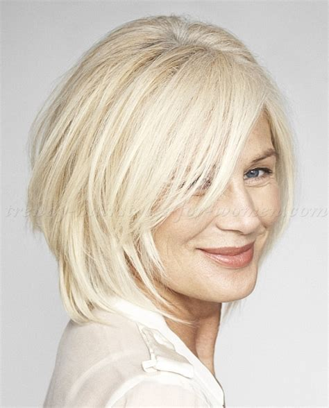 medium length hairstyles for the older woman 2015 shoulder length hairstyles over 50 medium length layered
