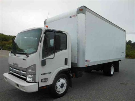 isuzu nqr 2008 box trucks