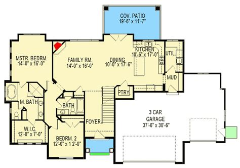 arts and crafts homes floor plans arts and crafts bungalow floor plans