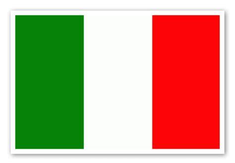 D Aufkleber In Italien by Italien Flagge Stickerapp