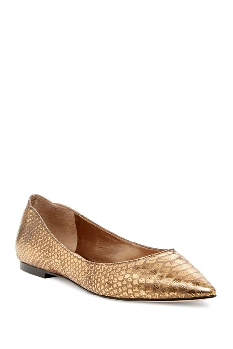 Ballet Flat They Are They Are Big by Sam Edelman Pointy Toe Ballet Flat Nordstrom Rack
