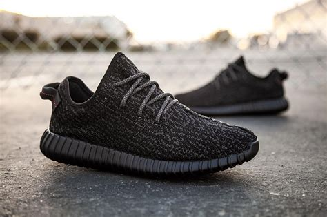 Adidas Yeezy 350 Boost Black Pirate this week s pirate black adidas yeezy 350 boost is the