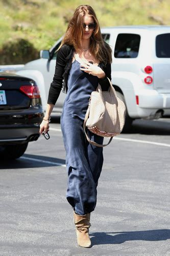 Agnes Hosss Clutch Bag Wont Bring You Luck But It Might Make You Happy by Slip Dresses 7 Ways To Do Pyjama Trend In 2012