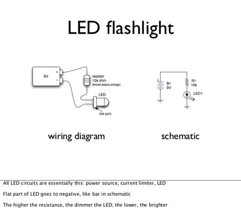 wiring a flashlight diagram repair wiring scheme