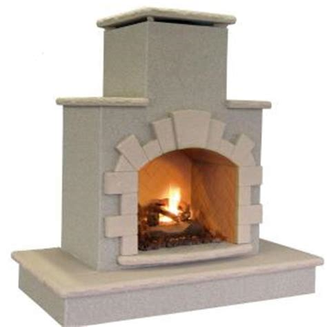 cal 78 in propane gas outdoor fireplace frp908 3 1