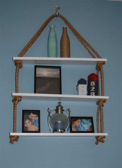 hanging shelves hanging wall shelves simplifying room