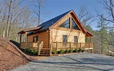 homes for sale blue ridge ga on mountain cabin homes