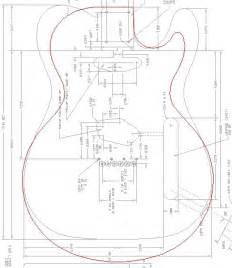 Guitar Template Printable by Printable Guitar Template Pdf Page 3 Telecaster