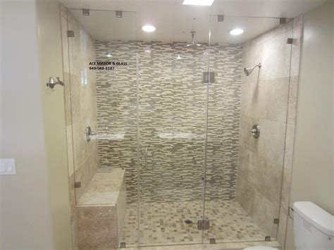 Frameless Shower Glass Door Customized And Unique Frameless Shower Doors