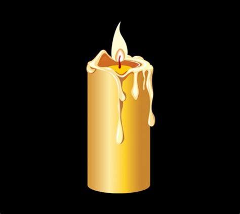 candela di cera gocciolante candela di cera scaricare vettori gratis