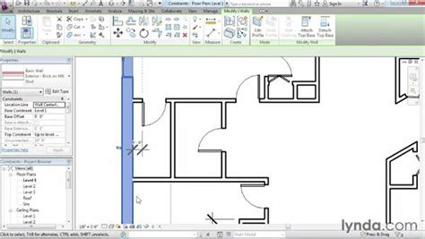 revit constraints tutorial using constraints