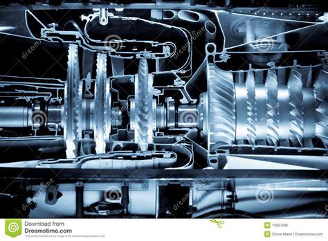 jet engine cross section jet engine stock photo image 15957090