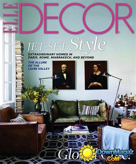home decor magazines usa elle decor usa september 2013 187 download pdf magazines