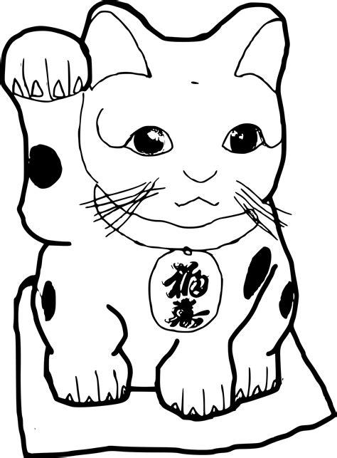 Kucing Neko Cat clipart maneki neko lucky cat