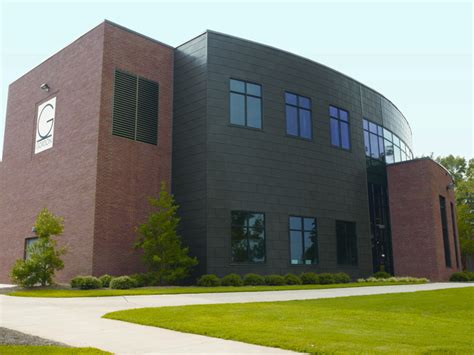 design center gordon college metal construction projects case histories design and