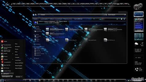 themes for windows 7 blue all themes for windows 7 blue black theme for windows 7