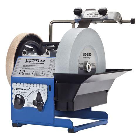 used tormek sharpening polishi carbatec
