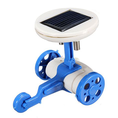 6 In 1 New Solar Educational Diy buy 6 in 1 solar diy robots plane educational kid gift creative rcnhobby