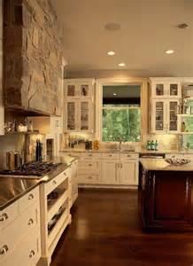 Prairie Style Kitchen Cabinets Prairie Style Home Traditional Kitchen Detroit By Vanbrouck Associates Inc
