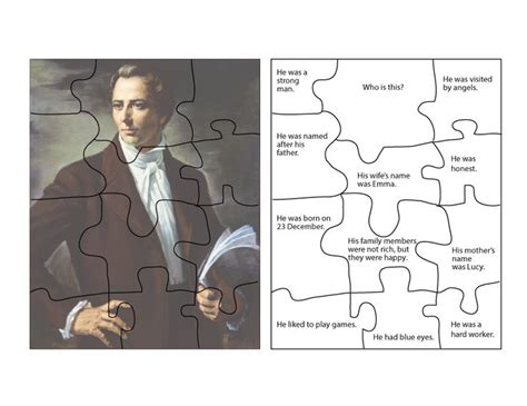 1000 Images About Church Stuff On Pinterest Lds Lds Primary Joseph Smith Coloring Pictures