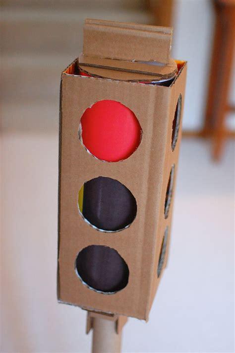 Semaforos De Carton | como elaborar un semaforo de carton imagui