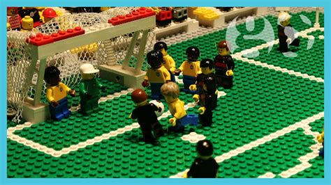 brazil vs germany 2014 world cup 2014 brick by brick