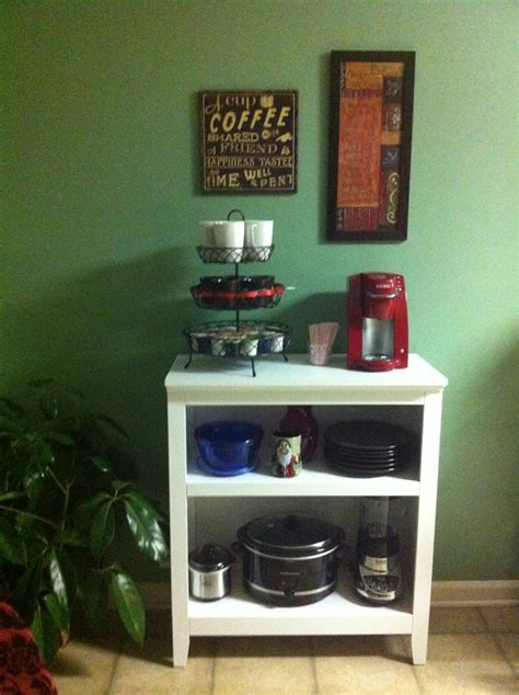 coffee nook ideas 17 best images about coffee nook ideas for c on