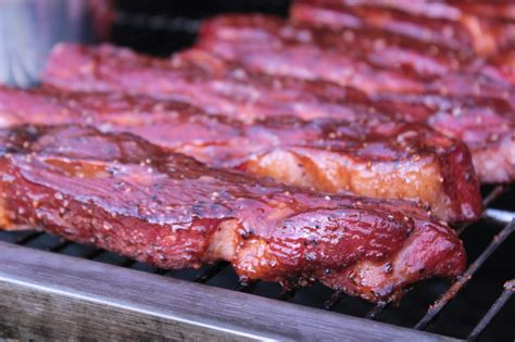 country style pork ribs smoker recipe smoked pork country style ribs newsletter