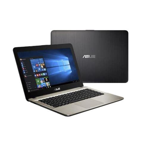Laptop Asus I3 14 Inci jual asus x441ua wx095d notebook black 14 inch i3 6006u 4gb dos harga kualitas