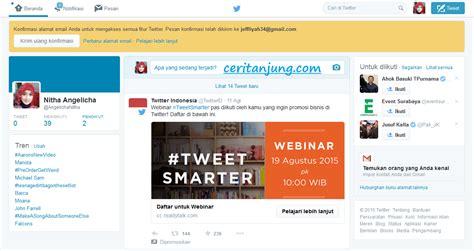 cara membuat twitter terbaru cara membuat akun twitter dengan mudah terbaru 2015