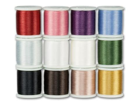 ko beading thread ko japanese beading thread 55 yd spool purple