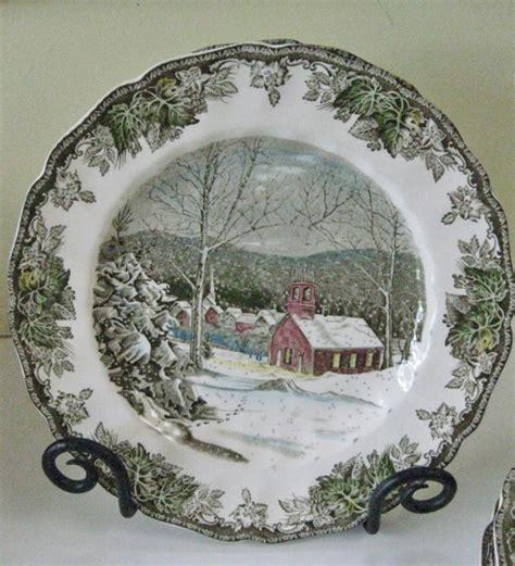 identify pattern vintage johnson brothers vintage johnson brothers dinner plates set of by
