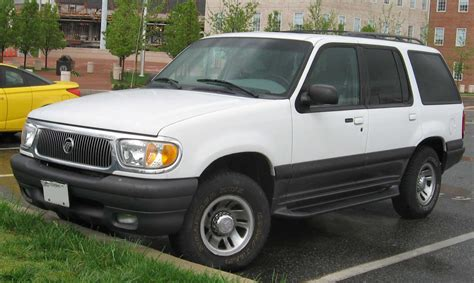 car engine repair manual 2001 mercury mountaineer electronic throttle control mercury mountaineer tractor construction plant wiki the classic vehicle and machinery wiki
