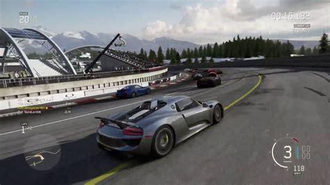 Porsche Careers by Forza Motorsport 6 Entire Porsche Career