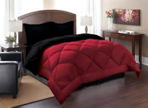 King Size Bedding Black And Red Red And Black King Size Comforter Sets Choozone