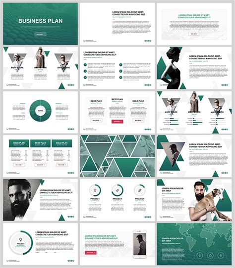 9 business plan keynote templates free premium templates